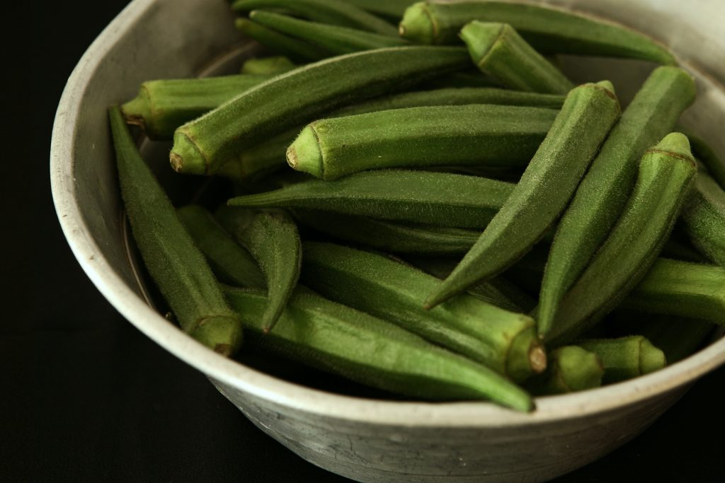 How to grow okra in central Texas